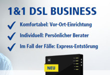 1&1 DSL Business