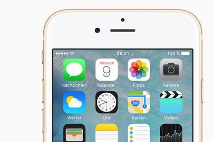 Apple iPhone - iOS 10 Apps