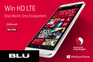 BLU HD - Windows Phone