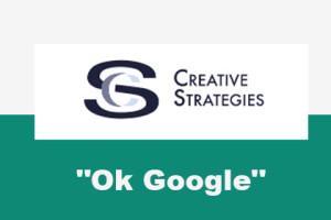 Creative Strategies