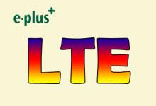 E-plus - LTE