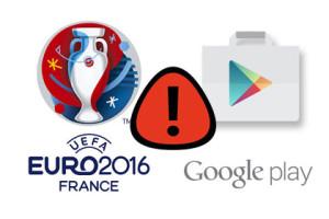 Euro 2016 - Google Play