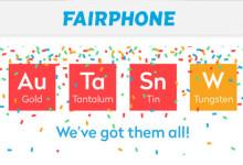Ffairphone Metallen