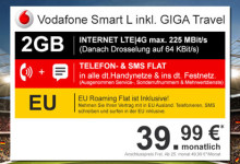 handydealer24 - Vodafone Smart L GIGA Travel