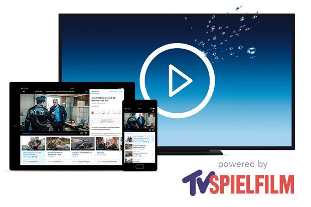 o2 und TV Spielfilm: Eigene Fernseh-App