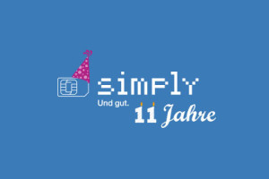 simplytel 11 Jahre