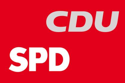 SPD und CDU