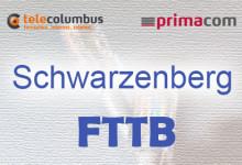 TeleColumbus - Primacom Schwarzenberg FTTB