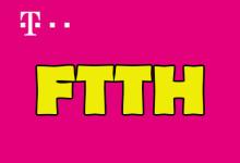Telekom - FTTH