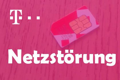 Telekom Netzstörung