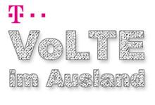 Telekom VoLTE im Ausland