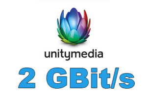 unitymedia - 2 GBit/s