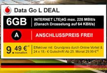Vodafone DataGo L Deal
