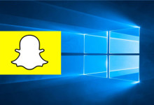 Windows 10 Mobile Snapchat