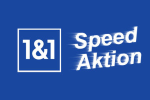 1&1 - Speed Aktion