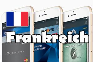 Apple Pay - Frankreich