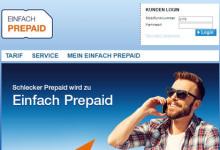 Einfach Prepaid