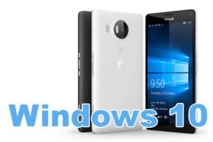Lumia - Windows 10