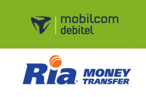 Mobilcom-Debitel und Ria Money Transfer