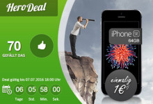 modeo - Herodeal iPhone SE