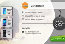 modeo - klarmobil Sondertarif Angebot