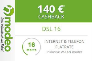 Vodafone DSL mit bis zu 100 MBit/s um bis zu 24 % billiger