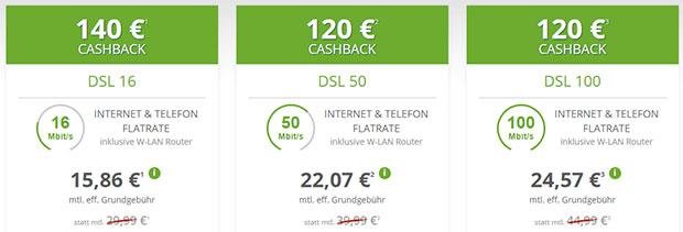 modeo - Vodafone DSL Angebote