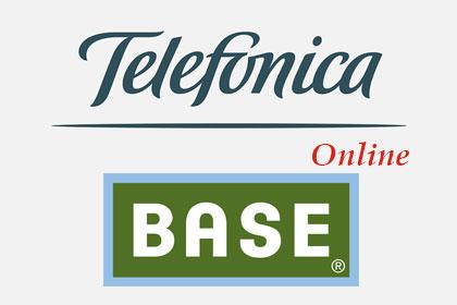base is back telef nica reannimiert e plus marke base. Black Bedroom Furniture Sets. Home Design Ideas