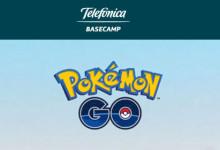 Telefonica Basecamp - Pokemon GO