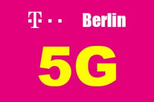 Telekom - Berlin 5G