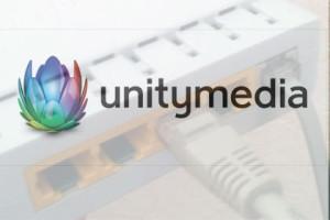 Unitymedia Router