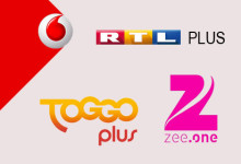 Vodafone RTL Plus, Toggo ZEE.One