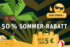 WhatsApp SIM mit 50 Prozent Sommer-Rabatt