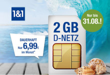 1&1 Allnet Surf 2 GB