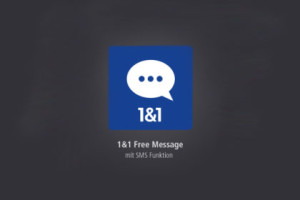 1&1 Free Message App