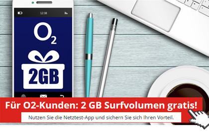 Computerbild - 2 GB für o2 Kunden
