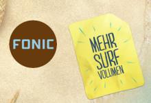Fonic mehr Surf Volumen