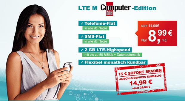 hellomobil - Computerbild LTE M