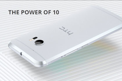 HTC - Tthe Power of 10