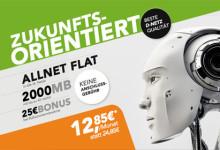 klarmobil - Allnet-Fflat 2000