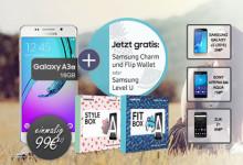 klarmobil - Sondertarif Galaxy A3