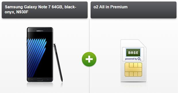 modeo - o2 All-in Premium - Samsung Galaxy Note 7