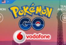 Pokemon GO - Vodafone