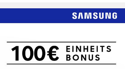 Samsung - Einheits Bonus