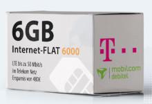Telekom - Internet-Flat 6000