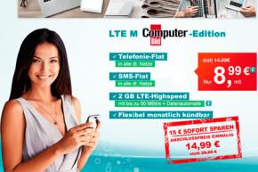 Nicht mehr lange: CompuerBILD Spiele und helloMobil mit Tarif für 8,99 Euro