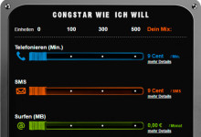 Congstar - Wie Ich Will Tarif