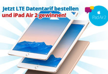 discoSURF iPad Air 2 Aktion