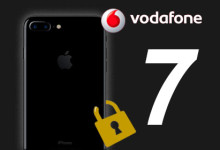 iPhone 7 Locked Vodafone