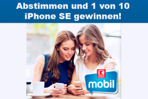 Kaufland K-Classic Mobil iPhone SE